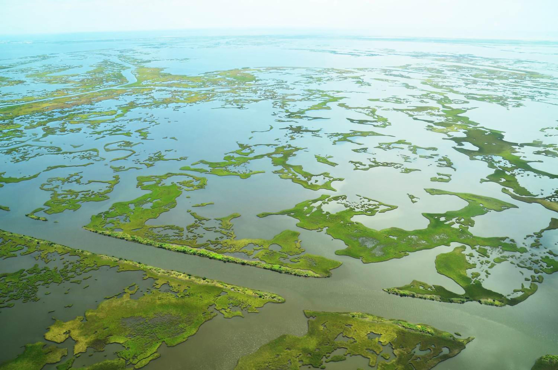 Louisiana Marsh Aerial_credit_NOAA 3000x1986_0