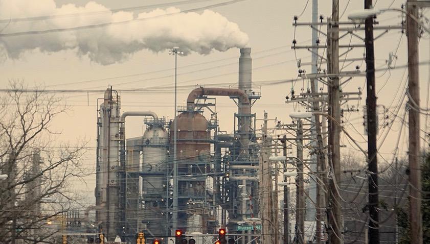 VALERO Memphis Refinery